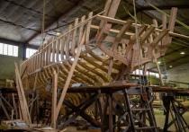 Музей появится на верфи деревянного судостроения «Варяг»