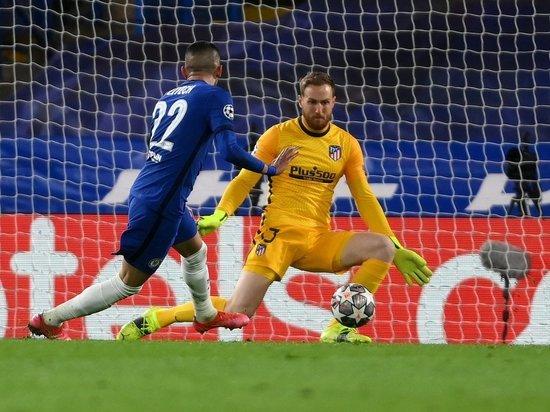 Лондонский клуб вышел в четвертьфинал Лиги чемпионов