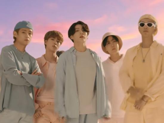 Корейская поп-группа BTS установила рекорд Гиннесса
