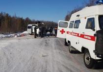По ДТП в Нюрбинском районе Якутии возбуждено уголовное дело