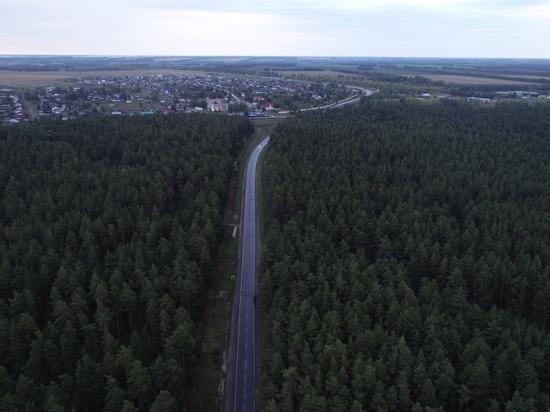 Более 40 км трассы А-321 отремонтируют в Алтайском крае