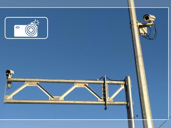 На федеральных трассах Чувашии установят дополнительные видеокамеры