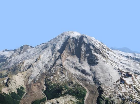 На Алтае произошло землетрясение в 5,5 балла из 12