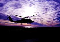 В Афганистане потерпел крушение вертолет