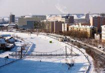 В Якутске ремонтируют мосты через Тёплое озеро
