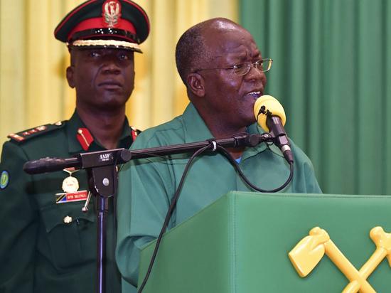 Официальная информация о кончине главы государства показалась подозрительной