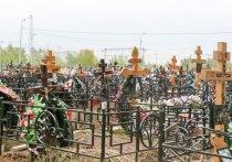Тело 10-летнего родственника было обнаружено на кладбище