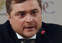 Стала известна реакция Суркова на оскорбление Путина Байденом: «ублюдок»
