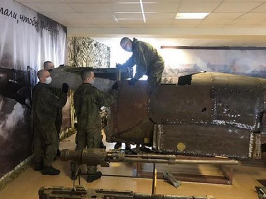 В Ленобласти собрали ИЛ-2 из найденных обломков разных самолетов