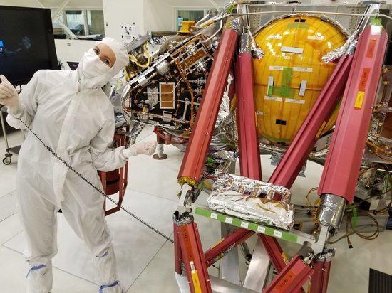 Петрозаводчанка работает вNASA и отправляла ровер «Персеверанс» наМарс