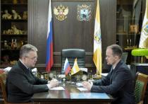 Ставропольский губернатор поручил построить ледовый каток в Пятигорске