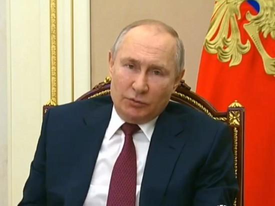 Путин вспомнил прогнившие санатории Крыма: «Горняки стакан засадят, и всё»