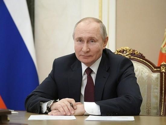 Путин в ответ на слова Байдена пожелал ему здоровья
