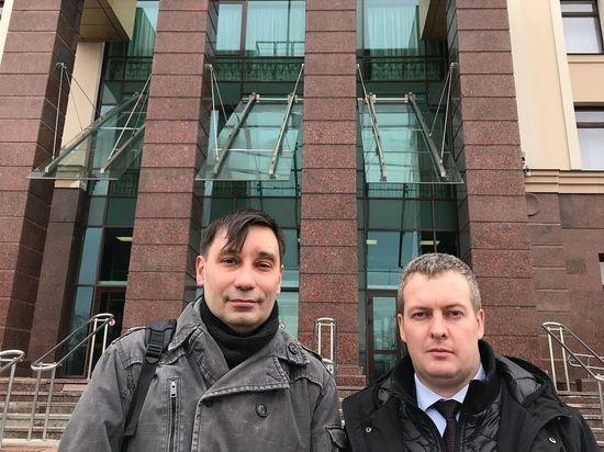 В Петербурге суд отменил штраф глухонемому за «выкрики лозунга» на митинге