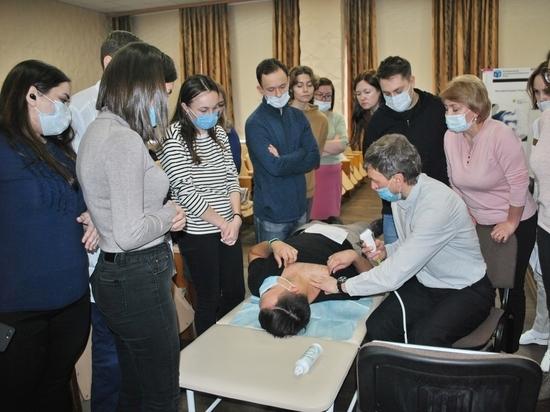 В Чебоксарах состоялся мастер-класс для специалистов в области анестезиологии и реаниматологии