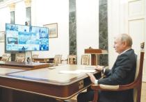Владимир Путин ответил на оскорб-ление Джо Байдена, назвавшего его убийцей, детской считалочкой: «Кто так обзывается, тот сам так называется»