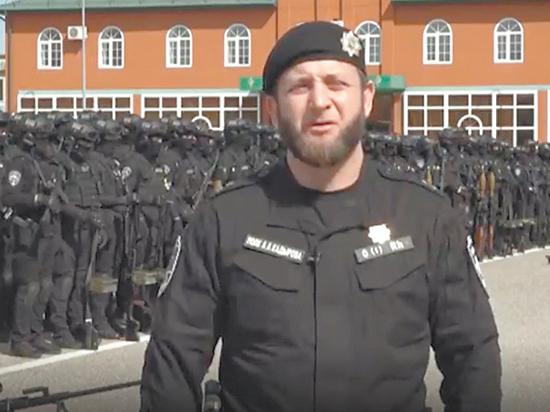 Чечня и мир