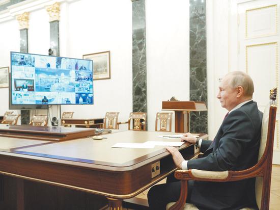 Как президент отметил годовщину присоединения Крым