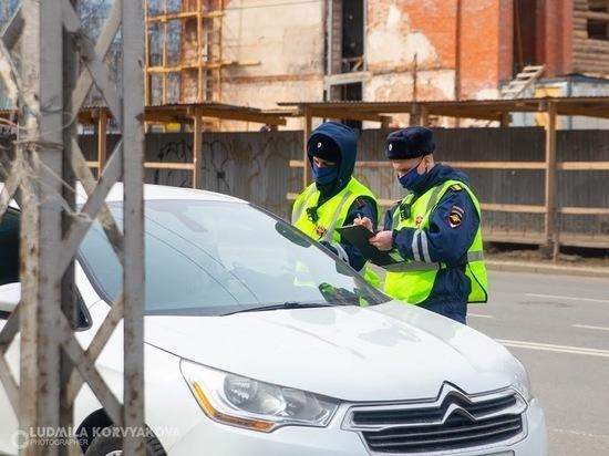 ГИБДД Петрозаводска выйдет на пятничный «Контроль трезвости»