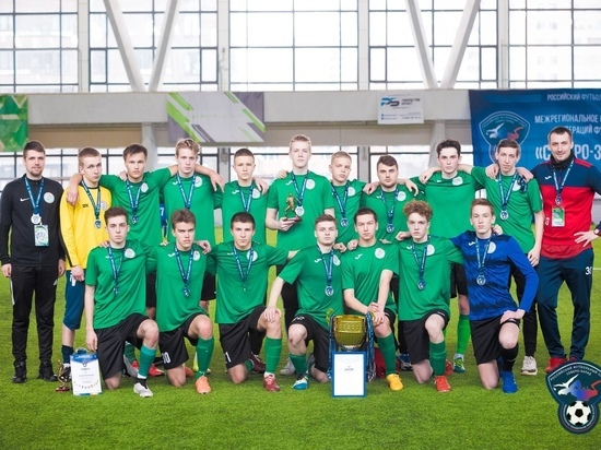 Петрозаводские футболисты взяли серебро на турнире по Северо-Западу