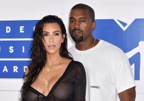 СМИ подсчитали состояние Канье Уэста перед разводом с Ким Кардашьян