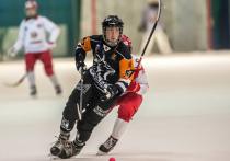 Юные хоккеисты бенди-клуба