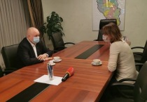 Глава региона и замминистра обсудили развитие семеноводства в Кузбассе
