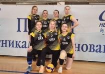 В Пущино состоялся турнир по волейболу