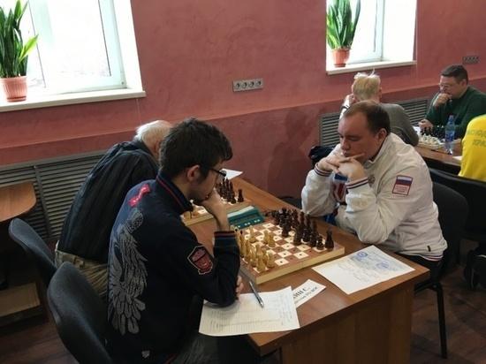 В Костромской области проходит чемпионат России по шахматам среди слепых шахматистов