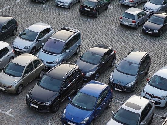В центре Петербурга до конца года появится 71 платная парковка