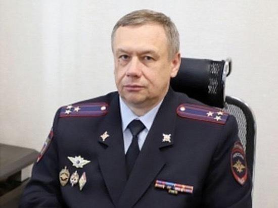 Экс-начальник рязанской полиции Иван Бахилов назначен главой МВД Адыгеи