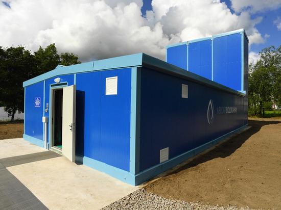 В Ленобласти появятся 139 водоочистных сооружений