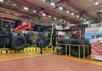 Рязанская делегация посетила Петербургский тракторный завод