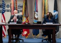 Президент США Джо Байден стал объектом насмешек со стороны американской аудитории после того, как во время пресс-конференции назвал свою заместительницу Камалу Харрис «президентом Харрис»