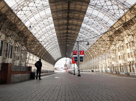 На Киевском вокзале по-новому пронумеруют пути для легкой навигации