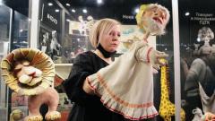В преддверии Международного дня кукольного театра театр Образцова показал закулисье