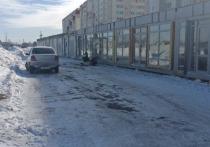 У омской мэрии и жителей «Амурского-2» возник конфликт из-за парковки