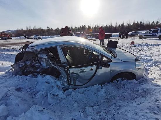 19 марта в ДТП на трассе «Лена» в Нерюнгринском районе погиб человек