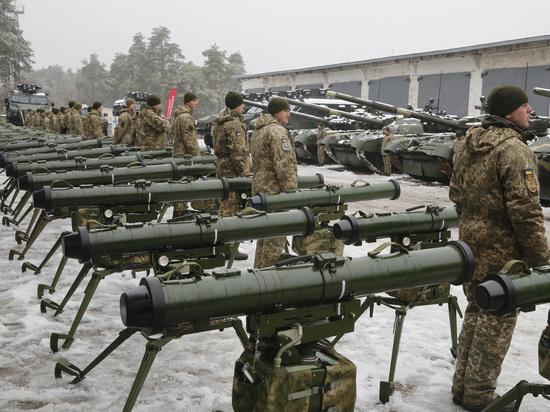 Украина готовит масштабное наступление