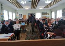 ЧОП не пустил нескольких партийцев на омскую областную конференцию КПРФ