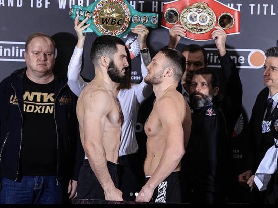 20 марта немецкий боксер из Сибири попробует отобрать два титула чемпиона мира у Бетербиева