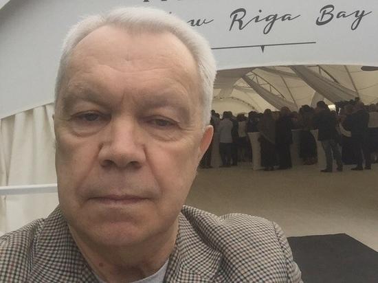 Заслуженный артист России Владимир Кирсанов умер от коронавируса