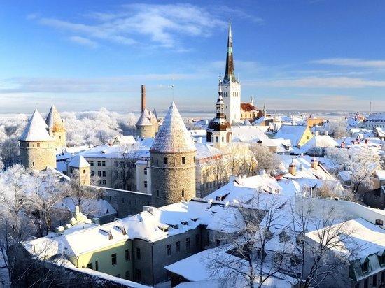 В Эстонии прошли акции противников антикоронавирусных ограничений