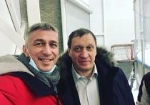 Чемпион Альбервиля провел в Улан-Удэ мастер класс