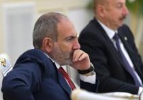 Пашинян признал покупку у России Су-30 без ракет