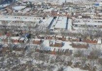 Администрация Абакана собирается снести 300 металлических гаражей