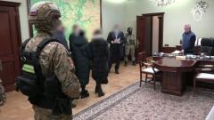 СК показал видео задержания губернатора Пензенской области