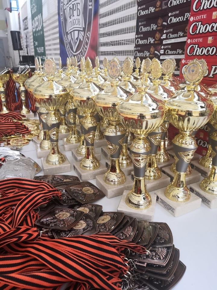 Участниками турнира по рукопашному бою в Пскове стали около 150 спортсменов, фото-2