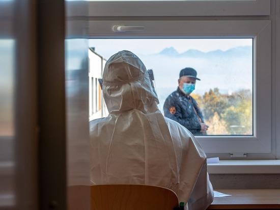 Мобильные комплексы вакцинации возобновили работу в Барнауле