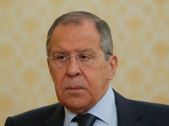 """Лавров назвал """"неумным"""" санкционное давление Запада на Россию и Китай"""